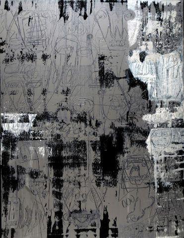 Acrylique - Jacki Maréchal