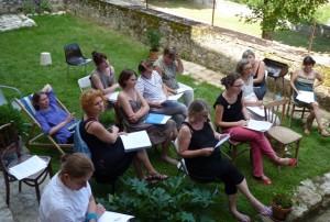 Castelnau au jardin (2)