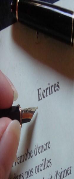 ateliers écriture 31